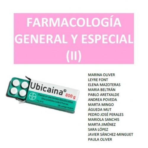 farmacología general (II) - (308 pág)