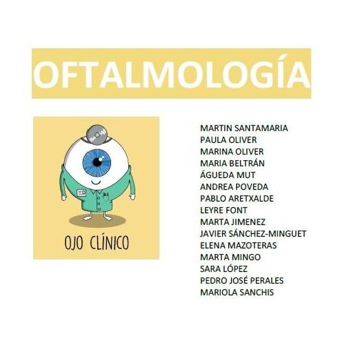 Oftamología (270 pág)