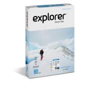 Papel explorer