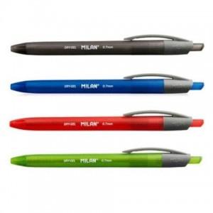 Bolígrafo milan colores