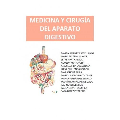 MEDICINA Y CIRUGÍA DEL APARATO DIGESTIVO