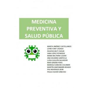 MEDICINA PREVENTIVA Y SALUD PÚBLICA - (505 PÁG) - (Leyre)