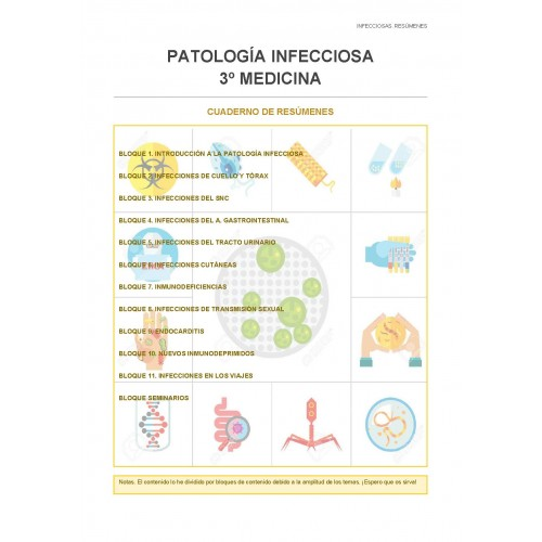 PATOLOGÍA INFECCIOSA - (97 PÁG) - (RAÚL)
