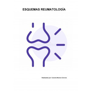 ESQUEMAS REUMATOLOGÍA - (104 PÁG) - (Concha)